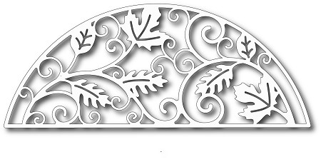 Tutti Designs - Cutting Die - Fall Leaves Arch