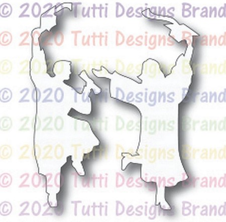 Tutti Designs - Cutting Die - Celebrating Grads