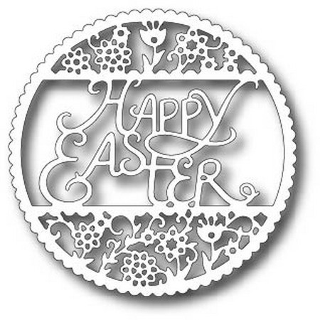 Tutti Designs - Cutting Die - Happy Easter