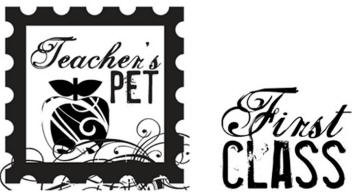 Unity Rubber Stamp Set - Teacher's Pet