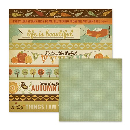 We R Memory Keepers-Autumn Splendor-Paper-Autumn