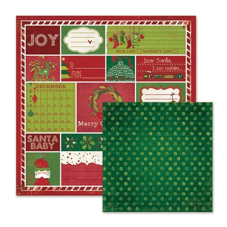 We R Memory-Peppermint Twist-Paper-Glad Tidings