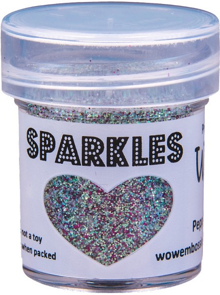 WOW! - Sparkles Glitter - Peppermint Stick (15ml)