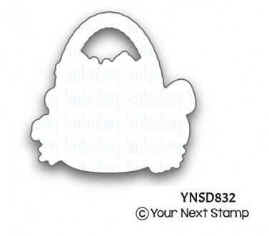 Your Next Stamp - Dies - Easter Basket